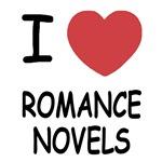 I heart romance novels