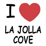 I heart la jolla cove