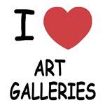 I heart art galleries