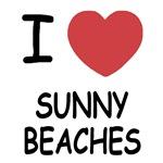 I heart sunny beaches