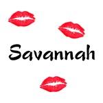 Savannah kisses