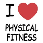 I heart physical fitness
