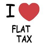I heart flat tax
