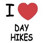 I heart day hikes