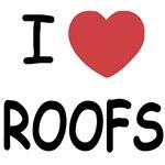 I heart roofs