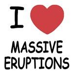 I heart massive eruptions