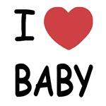 I heart baby