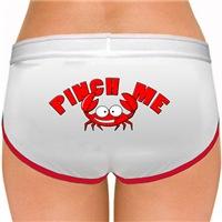 Pinch me crab