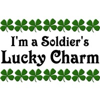 Soldier's Lucky Charm
