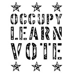 occupy learn vote
