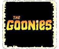 The Goonies Movie Themed Designs