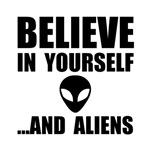 Believe Yourself Aliens