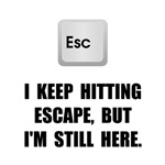 Hitting Escape Key