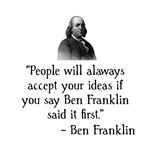 Ben Franklin Funny Quote