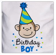 Birthday Boy t-shirts and gifts