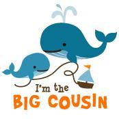 Big Cousin - Mod Whale
