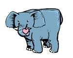 Sweetheart Elephant