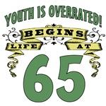 Life Begins At 65