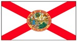 Florida Sunshine State Flag
