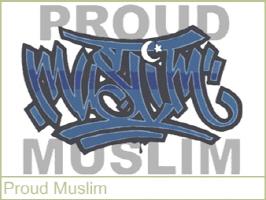 Proud Muslim