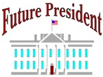 Future President Kids Shirts