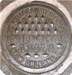 Another NOLa Water Meter Cover