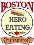 Boston Hero Eating Champ