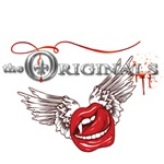 the Originals Vampire Kisswings S2