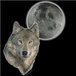 Wolf head Moon