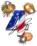 4 July fireworks