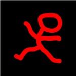Leap Dancer Red