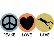 Peace Love Dive