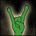 alien rock music
