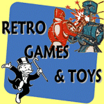 Retro Games & Toys