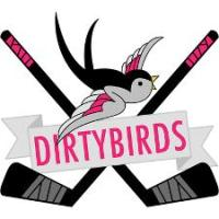 Dirty Birds Hockey Pink