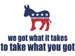 New Democrat Slogan