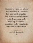 Alexis de Tocqueville Quote