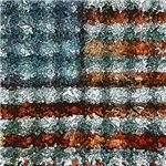 Artistic American Flag