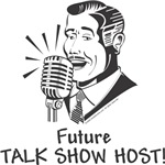 Unique Baby Gifts - Future Talk Show Host