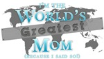Worlds Greatest (10 Design's Available)