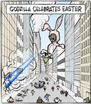 The Easter Lizard *NEW*
