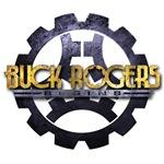 Buck Rogers Begins Logo Gear