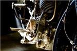 1936 Flat Track Racing Motorcycle