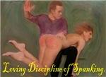 Loving Discipline of Spanking