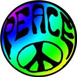 Tye Dye Peace