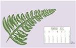 March 2015 Fern Botanical Calendar
