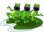 Funny Frog Serenade