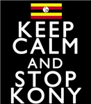 Stay Calm and Stop Kony