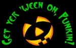 Get yer 'ween on, Punkin!