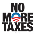 If you're sick of all the new taxes, say so with..
